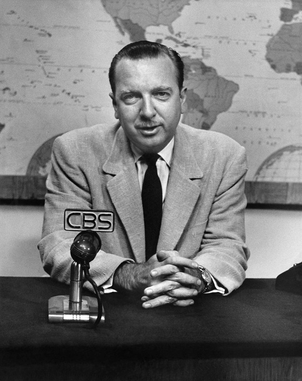 The Death Of The News Media How Walter Cronkite Killed My